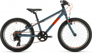 ΠΟΔΗΛΑΤΟ CUBE ACID 200 GREY N ORANGE 20 2020 DRIMALASBIKES