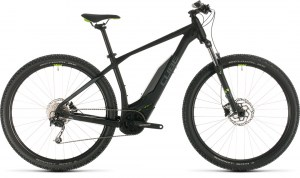 ΠΟΔΗΛΑΤΟ CUBE ACID HYBRID ONE BLACK N GREEN 400 29 2020 DRIMALASBIKES
