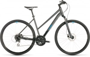 ΠΟΔΗΛΑΤΟ CUBE NATURE IRIDIUM N BLUE LADY 28 2020 DRIMALASBIKES