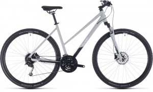 ΠΟΔΗΛΑΤΟ CUBE NATURE PRO LADY GREY N WHITE 28 2020 DRIMALASBIKES