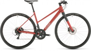 ΠΟΔΗΛΑΤΟ CUBE SL ROAD RED N GREY LADY 28 2020 DRIMALASBIKES
