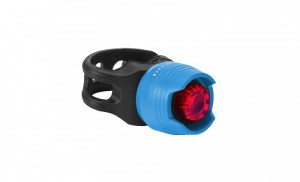 ΦΩΣ CUBE RFR Light Diamond HQP RED LED DRIMALASBIKES