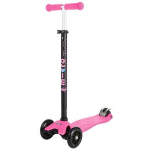 ΠΑΤΙΝΙ MICRO Maxi Shocking Pink T-Bar DRIMALASBIKES