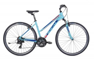 ΠΟΔΗΛΑΤΟ IDEAL CROSSMO 28 LADY 2018 DRIMALASBIKES