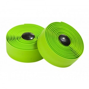 TAINIA Cube τιμονιού Bar Tape Cork Green - 33040 DRIMALASBIKES