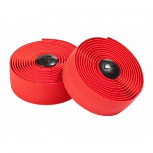 TAINIA Cube τιμονιού Bar Tape Cork Red - 33038 DRIMALASBIKES
